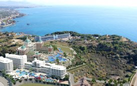 Туреччина, Laguna Beach Alanya Resort & Spa 5*