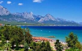 Кемер, Karmir Resort & Spa 5*
