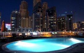 Дубай, Джумейра, Pearl Marina Hotel 4*