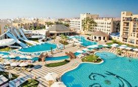 Єгипет, німецький готель Steigenberger Aqua Magic 5*