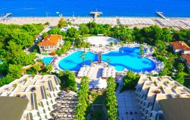 Туреччина, Queen's Park Tekirova Resort & SPA 5*