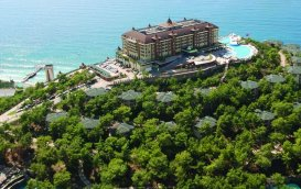 Туреччина,UTOPIA WORLD DE LUXE HOTEL 5*