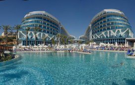 Туреччина, VIKINGEN INFINITY RESORT&SPA 5*