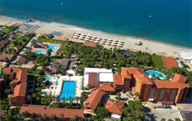 Туреччина, CLUB TURTAS BEACH HOTEL 4*