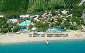 Туреччина, PIRATES BEACH CLUB 5*