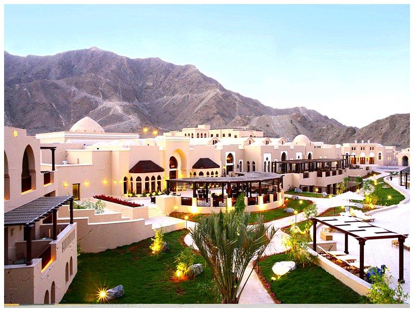 vidpochynok v emiratah