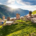 vidpochynok v gruzii