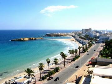 vidpochynok v tunisi