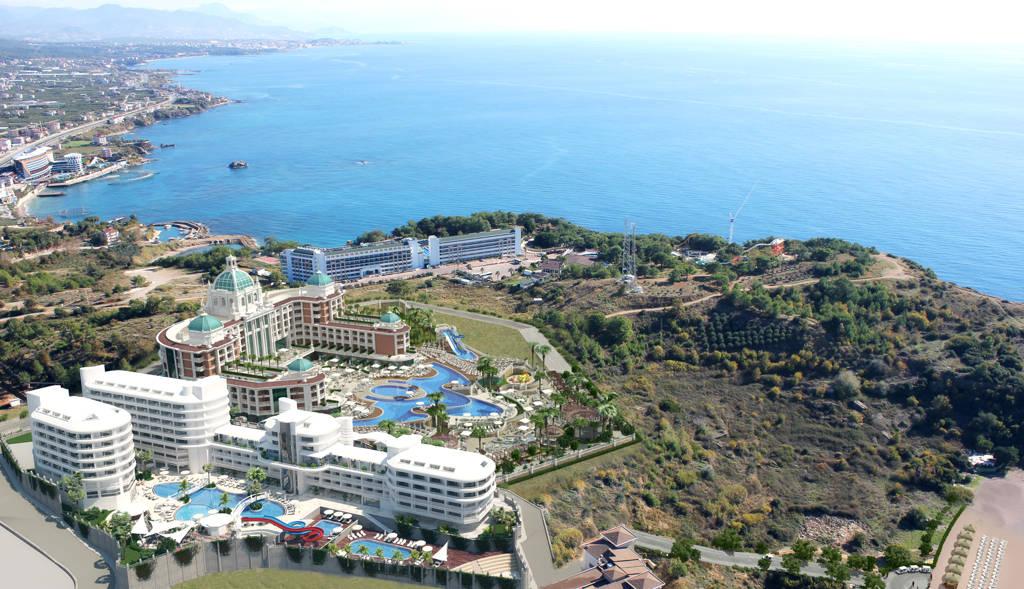 Туреччина, Laguna Beach Alanya Resort & Spa 5*
