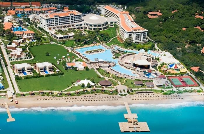 Туреччина, Белек, Cesars Temple Deluxe Hotel 5*