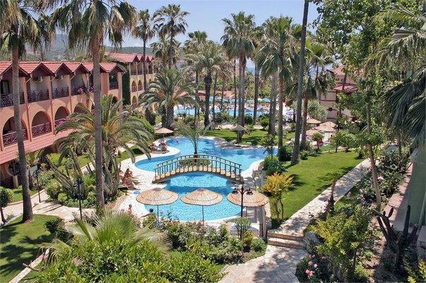 Туреччина, GREEN PARADISE BEACH 4*