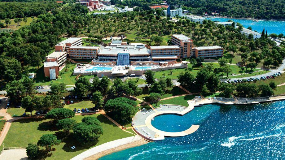 Чарівна Хорватія Laguna Molindrio 4*