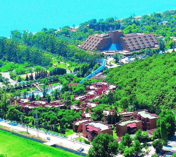 Queen's Park Resort Goynuk 5* КЕМЕР!!!