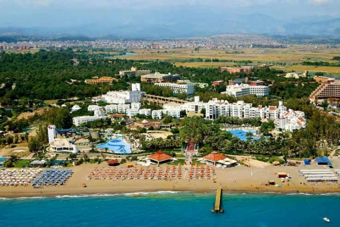 Туреччина, Суперовий – OTIUM HOTEL SEVEN SEAS 5*