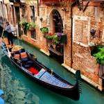 Venecia-Italia-Gondola