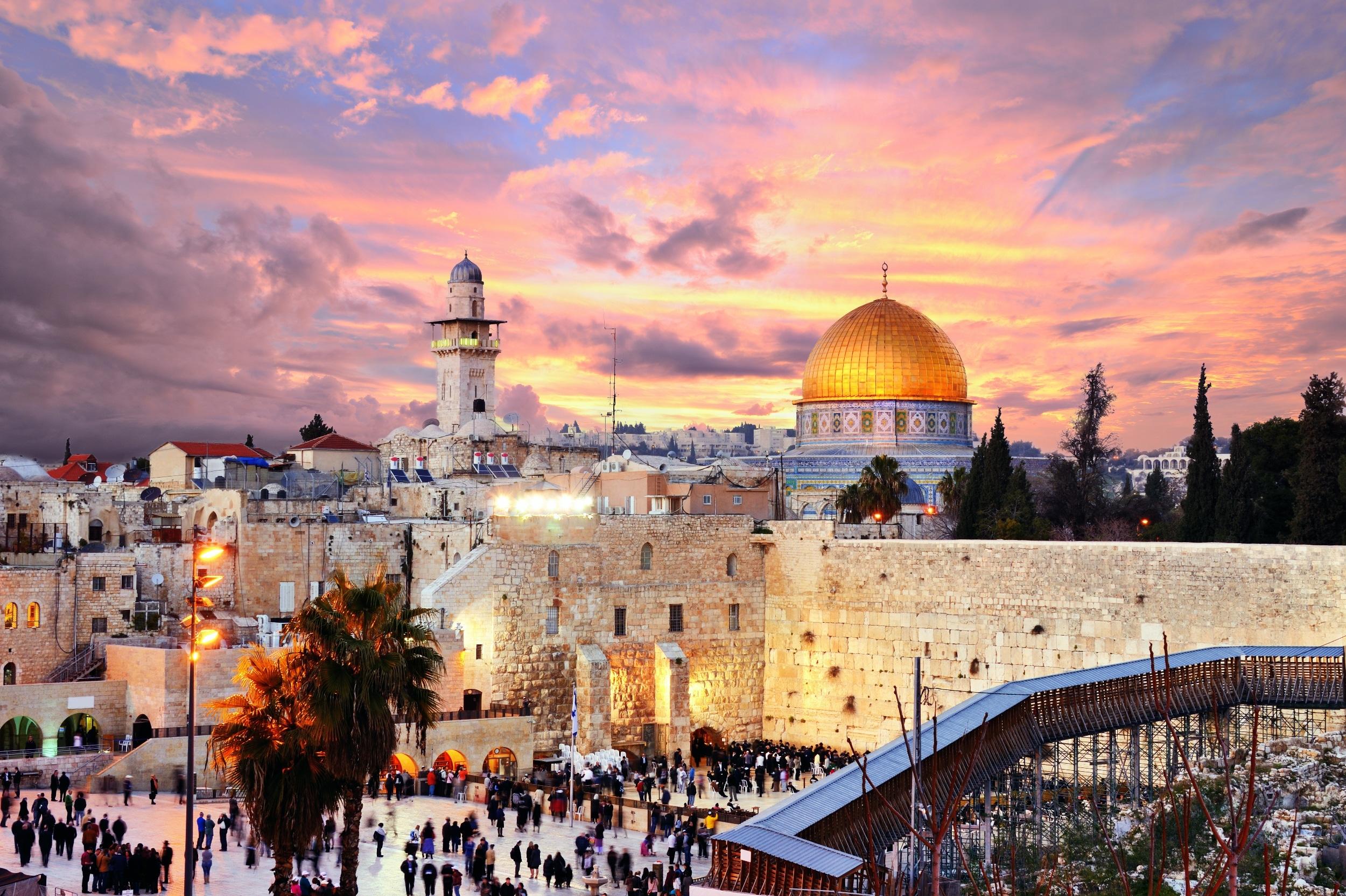 Паломницький тур до Ізраїлю