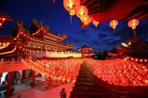 Тури в Китай