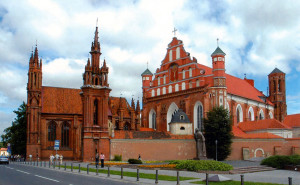 Тури в Литву