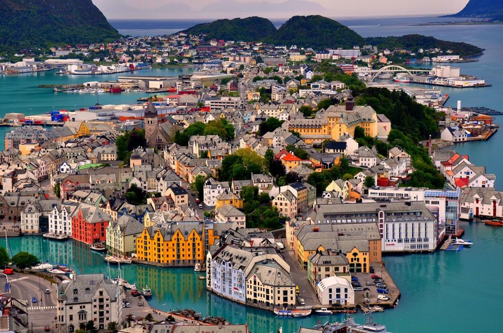 Відпочинок в Норвегії