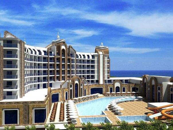 Туреччина, LUMOS DELUXE RESORT HOTEL & SPA 5*