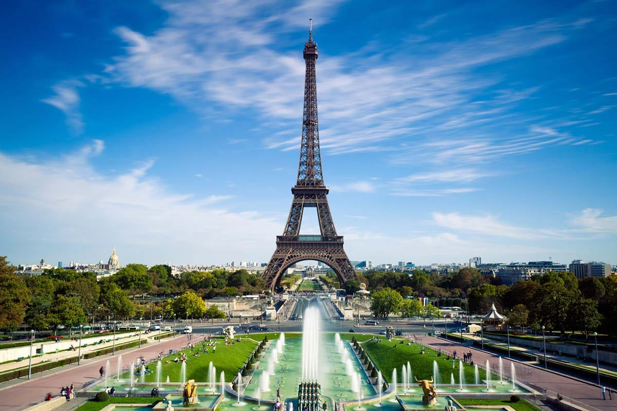 Романтичний Париж