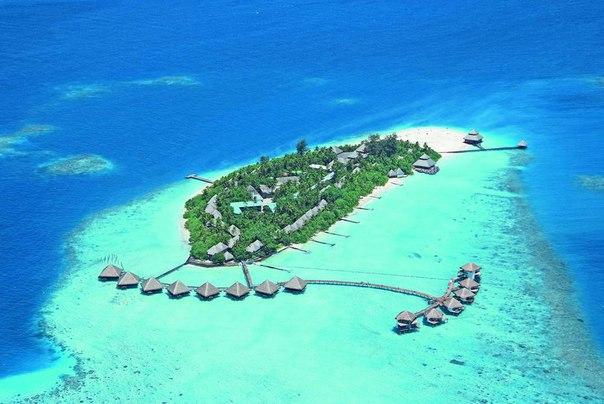 Мальдіви, Adaaran Club Rannalhi 4*