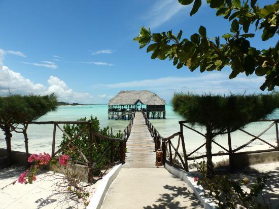 о.Занзібар, готель Reef and Beach 3*+
