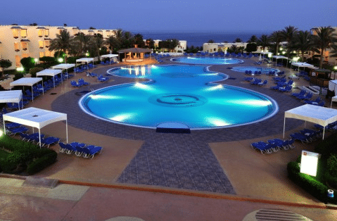 Єгипет, GRAND OASIS RESORT SHARM EL SHEIKH 4*+