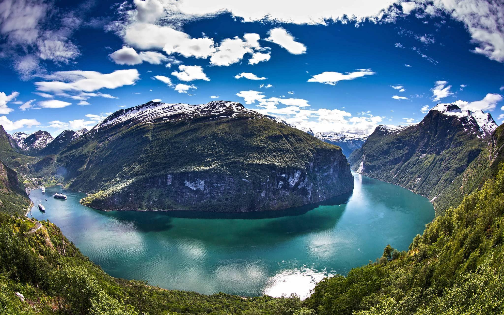 Норвегія - країна мрій