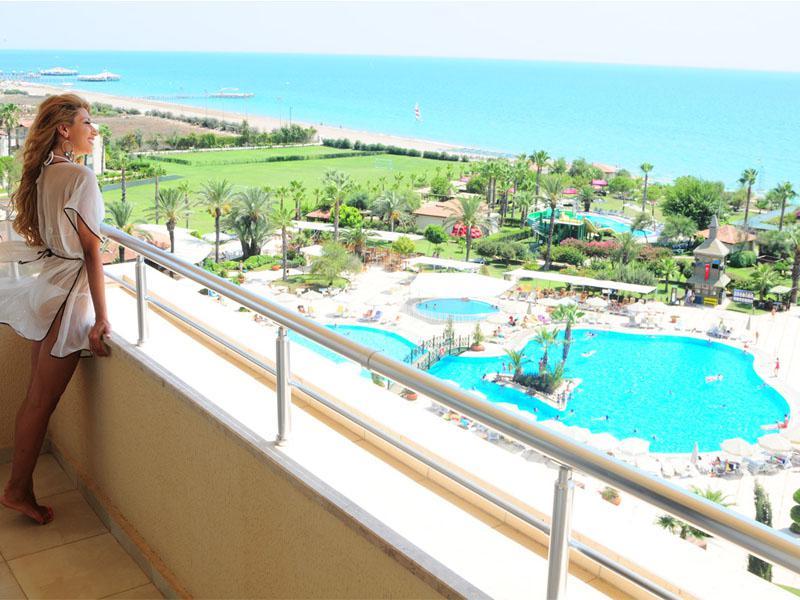Туреччина, VIP-готель Bellis Deluxe Hotel 5*
