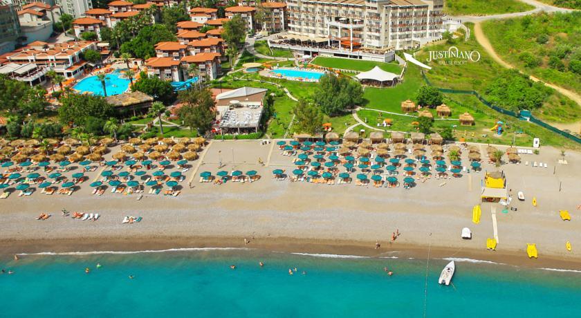 Туреччина, Justiniano Deluxe Resort 5*