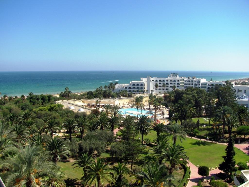 Загадковий Туніс TOUR KHALEF THALASSA 4*