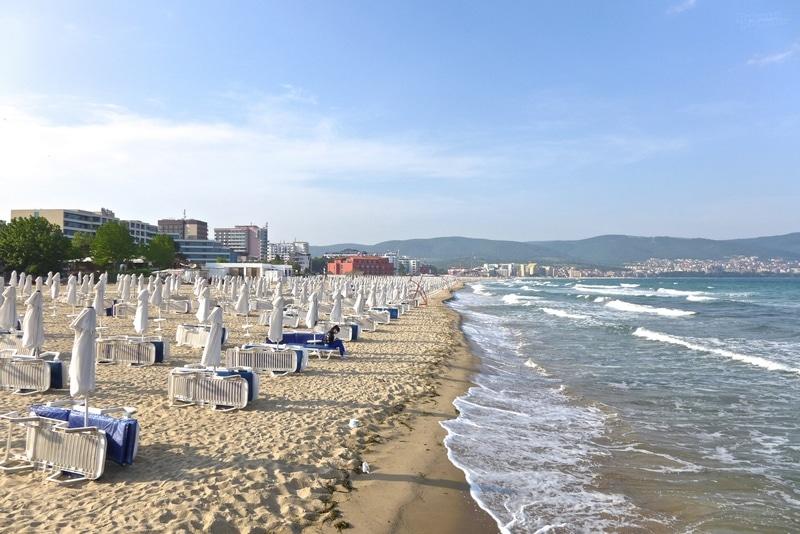 Літні курорти Болгарії