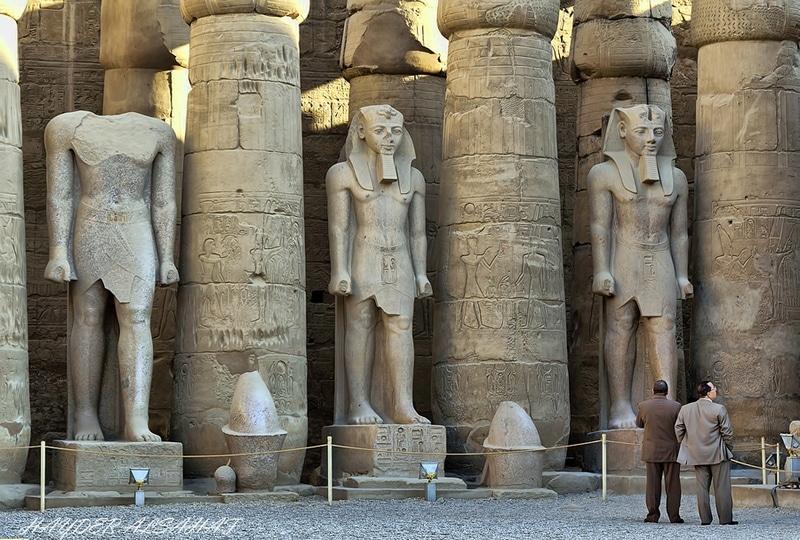 Основні туристичні місця Єгипту - Луксор