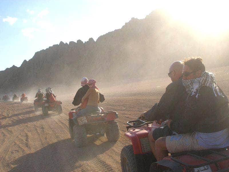 Основні туристичні місця Єгипту - Пустеля