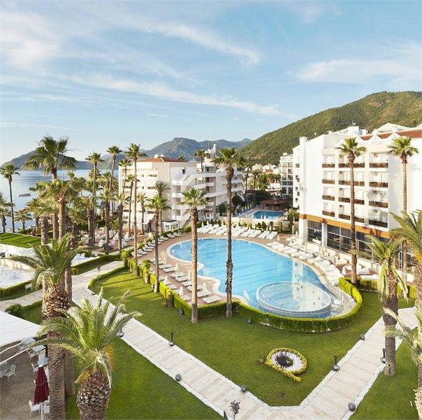 Мармарис, IDEAL PRIME BEACH HOTEL 5*