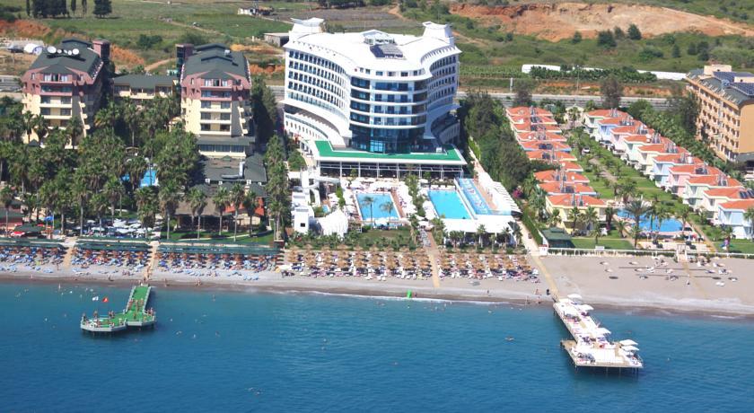 Туреччина, Q Premium Resort 5*