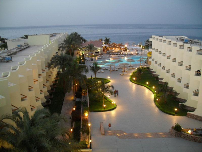 Єгипет, Palm Beach Resort 4*