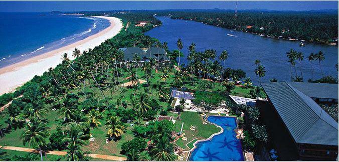 Шрі-Ланка, Bentota Beach by Cinnamon 4*