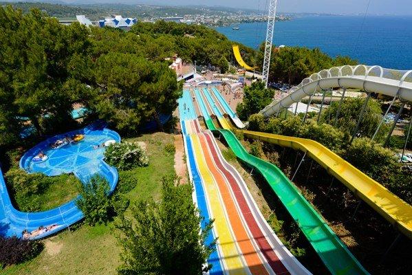 Туреччина, WATER PLANET DELUXE HOTEL& AQUAPARK 5