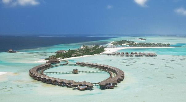 МАЛЬДІВИ, Olhuveli Beach & Spa Resort 5*