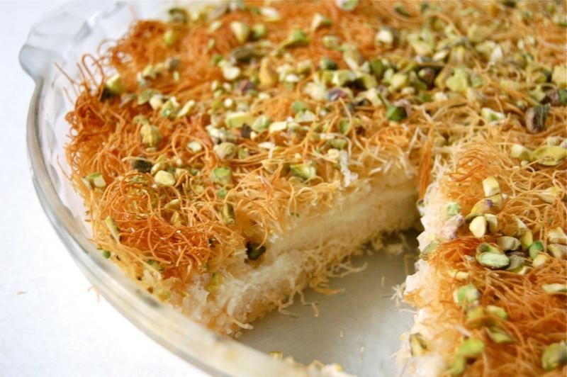 Національна кухня Єгипту - Конафа