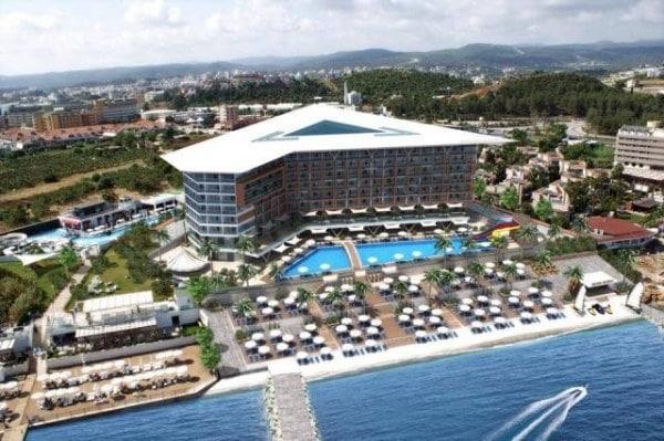 Туреччина, Sirius Deluxe Hotel 5*