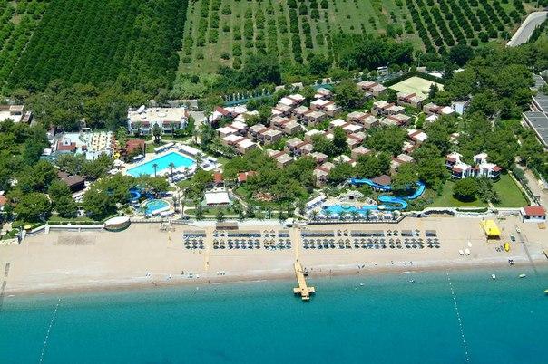 Туреччина, PIRATE'S BEACH CLUB 5*