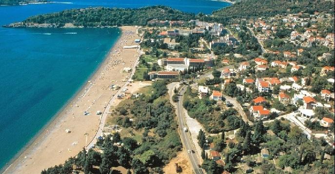 Чорногорія, Villa Stanisic