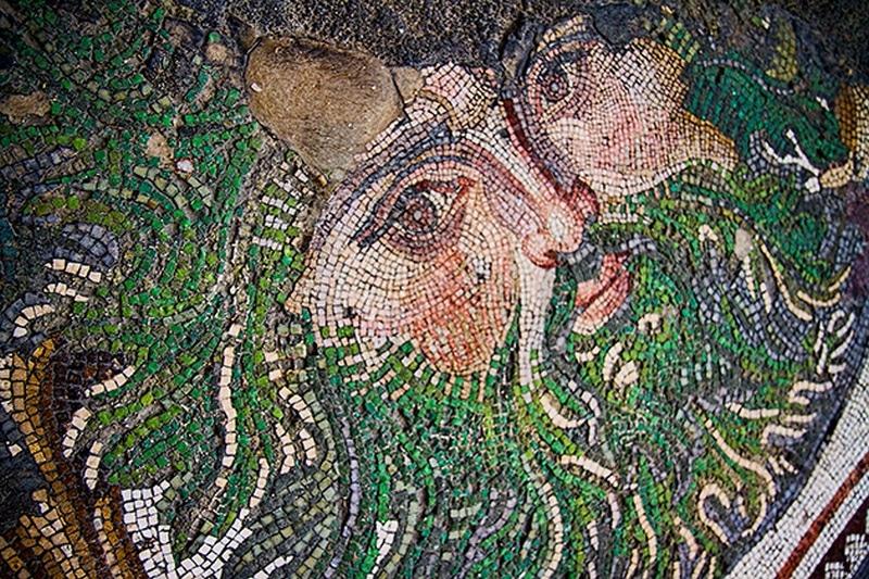 Музей мозаїки в Стамбулі