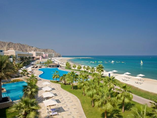 ОАЕ, Radisson Blu Fujairah Resort 5*