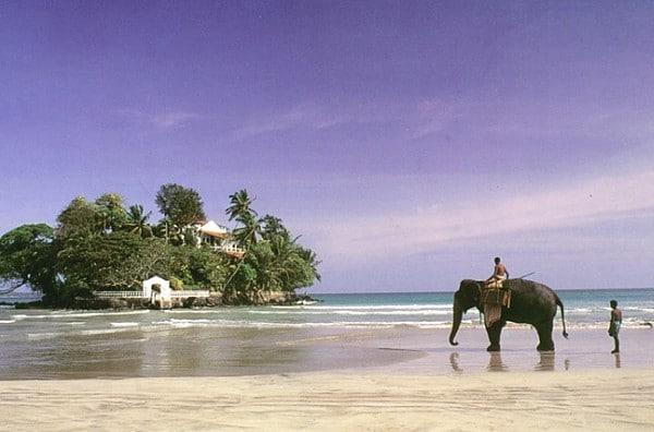 Шрі-Ланка, о.Цейлон, Cinnamon Bey Hotel 5*