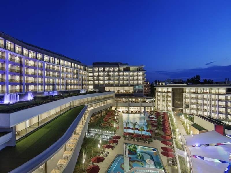 Туреччина, Sense Deluxe Resort 5*