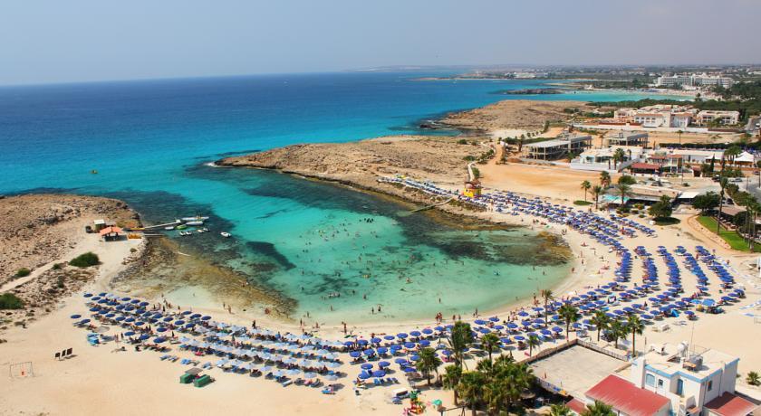 Кіпр, Carina Hotel Apartments 3*
